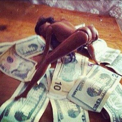 twerk that shit barbie