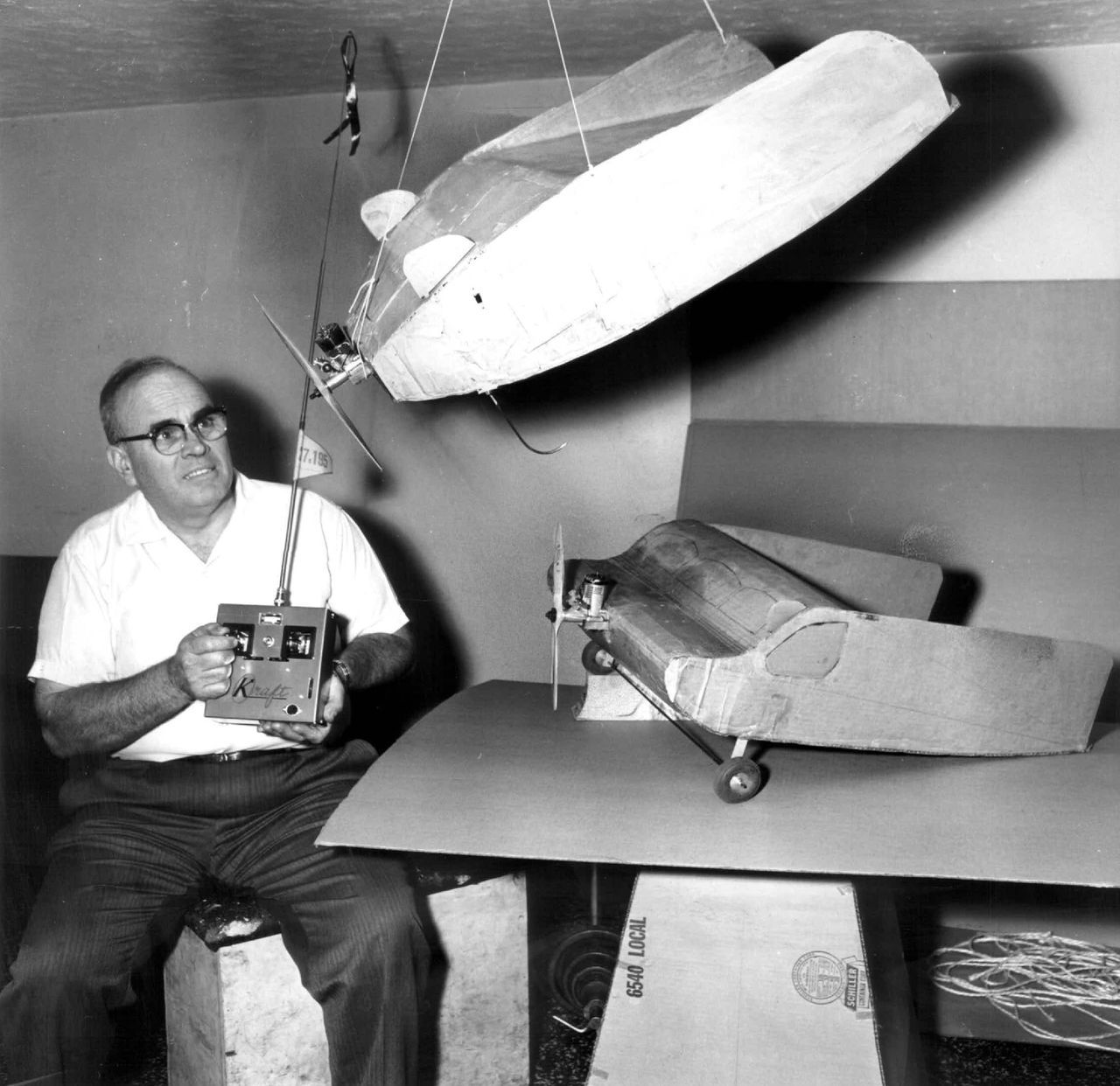 September 1965.  Lawrence A. Schatt - Inventor
