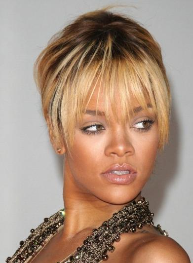 Superb Blonde Hairstyles For Black Women Pictures Black Women Hairstyles For Women Draintrainus