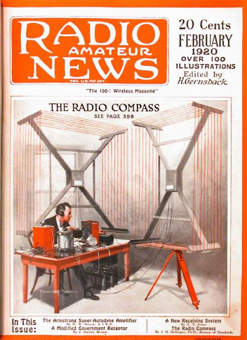 Radio Amateur News, 1920
