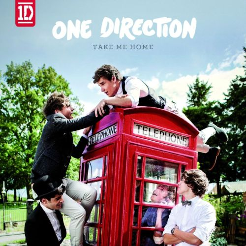 harryfetish:  the album cover for take me home! x