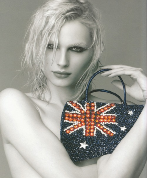 Andrej Pejic by Leslie Kee for Colors of Hope charity photo book (blog.goo.ne.jp/nono-tea)