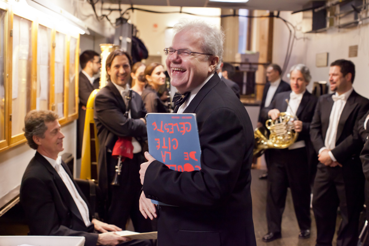 "Bach It Up ""I'm scared,"" Emanuel Ax revealed recently to Playbill for an article that will appear in October. What could possibly scare the legendary pianist? Bach. When Ax plays the Keyboard Concerto in D minor on his first program as the Orchestra's 2012-13 Mary and James. G. Wallach Artist-in-Residence Oct. 4–6, it'll also be his first time ever performing a Bach concerto. ""It's just something I didn't learn as a kid. It's very hard: there are a lot of notes."""