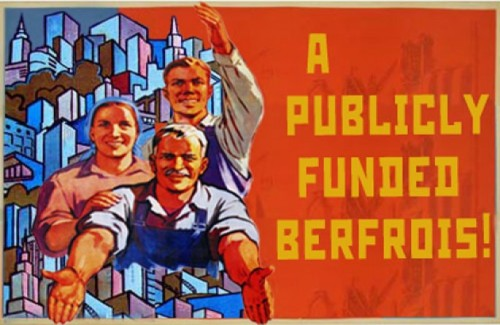 Public Funding for Berfrois Just a few hours left for you to pledge!