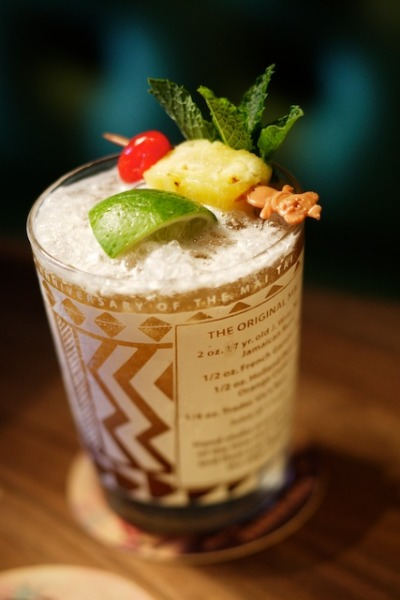 Thurs 8/30  National Mai Tai Day!!  $6 Trader Vic's 3-11pm  Man I just got a history lesson in drank! Not only did I find out that there is in fact a National Mai Tai today, but that people have been celebrating the wrong day for years, at least according to Tiki Central. So while people have been sucking down mai tais on June 30th, the official National Mai Tai day is today August 30th cause Victor J. Bergeron invented the mai tai in August of 1944. So come get your drink on and celebrate properly!     return home