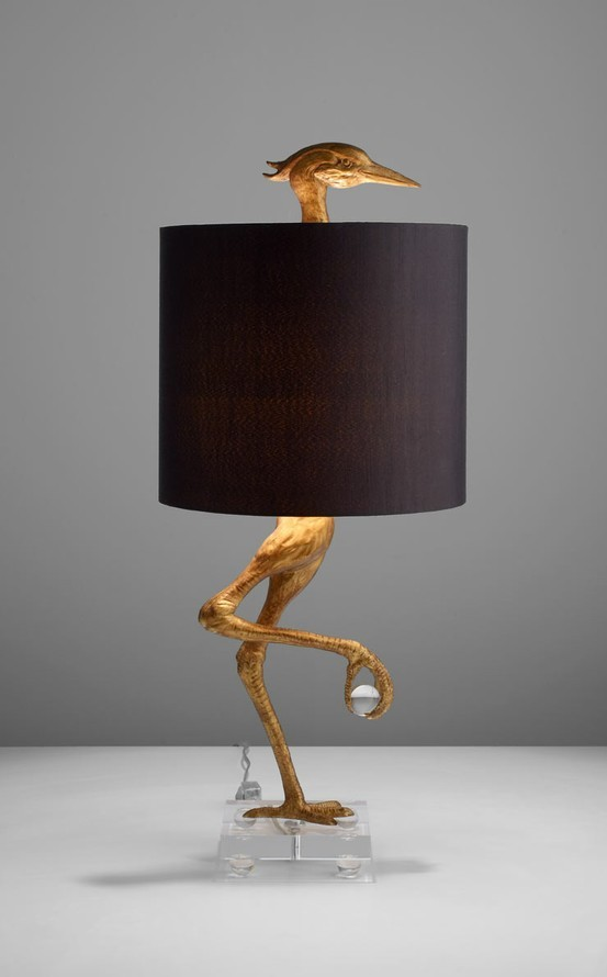Ibis table lamp by Cyan Design
