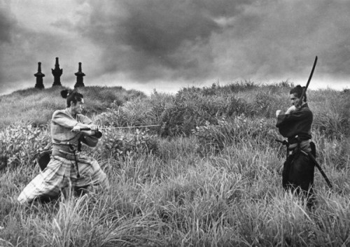 From the Archives: Samurai and Spartans. Reviews of  Hara-Kiri (1962) Three Outlaw Samurai (1964) The 300 Spartans (1962)