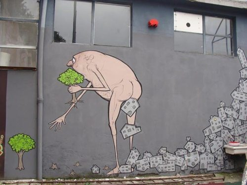 plasticorangepatty:  bout right *street art