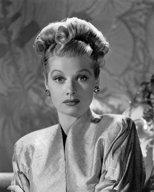 yesampersand:  Lucille Ball was so dope!