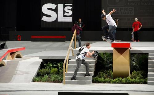 You'd think, with moves like these, P-Rod would have won the Street League N.J. stop… http://es.pn/OBP9rI