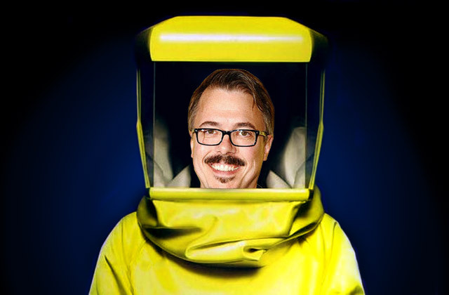 We asked Breaking Bad creator Vince Gilligan if he has ever tried meth. That's when the interview ended.