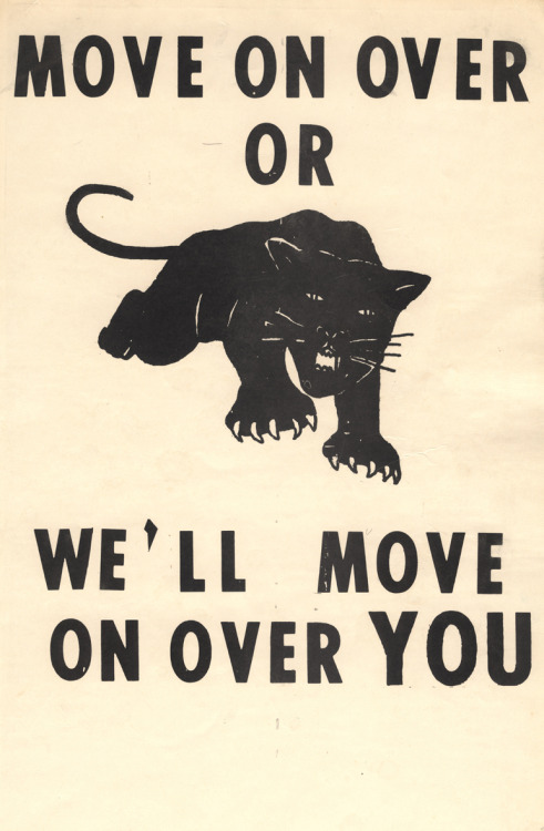 playagiron:  Black Panthers Party.