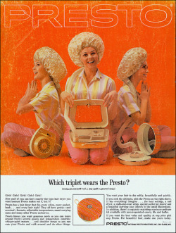 Which Triplet Wears the Presto? (1963)
