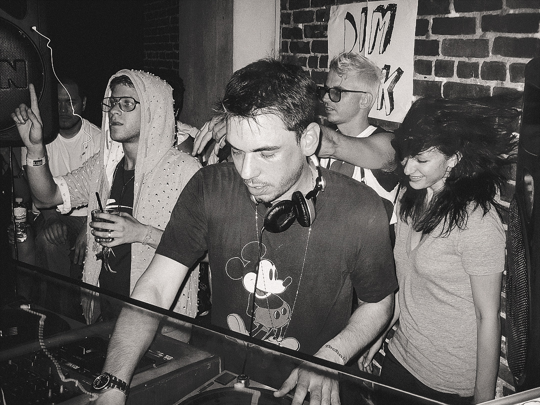 Remembering my friend, DJ AM I found this 2007 photograph of my friend DJ AM that I've never published before… It feels like it was yesterday — 5 years ago this week — that he jumped on the decks at Cinespace and set the crowd off. Back then we took it for granted, it wasn't a special occurrence, it wasn't a once-in-a-lifetime opportunity, it was just what we did every week. My friends Mark, Steve, Cory, Rony, Trevor, Mia… everyone else… we were all so much younger, we didn't talk about success or being on top or making a living, we were just there go crazy, to party and sweat and dance and have a good time. A little bit of our world died with Adam, and as much as he is missed, everyone who knew him or was there back in the day is grateful to have experienced his gift. He was the best, and touched so many lives and… I don't think any of us will ever forget him.