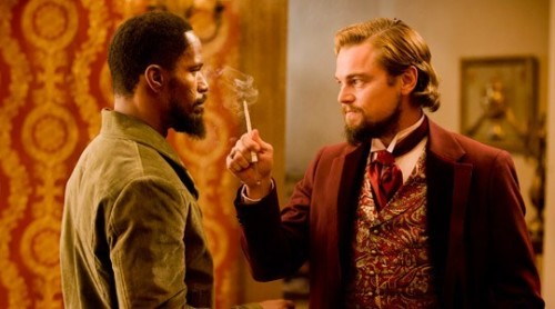 Django Unchained (December 28)Starring: Jaime Foxx, Leonardo DiCaprio, Christoph WaltzDirected by: Quentin TarantinoLogline: An escaped slave (Foxx) becomes a bounty hunter to free his wife from the clutches of the South's biggest, baddest plantation tycoon (DiCaprio).Oscar Pedigree: Voters adored Tarantino's last historical epic Inglourious Basterds and this Civil War-era picture looks to be a heck of a lot more fun than Lincoln.Why It Could Be an Also-Ran: The trailer suggests that this particular historical epic may be ridiculously over the top, even for Tarantino.Click here to see the trailer Read more: Fall Movie Preview 2012: Oscar Contenders