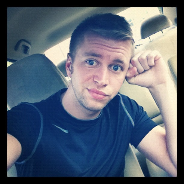 Waiting for @mrskruk09 to get here #ymca #photos #me #gay #gym #fitness #thursday #impatient (Taken with Instagram)