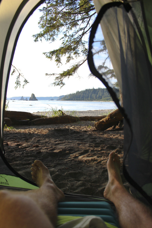 viewfromthetent:  Toleak Point - Forks, WA   Lets go there