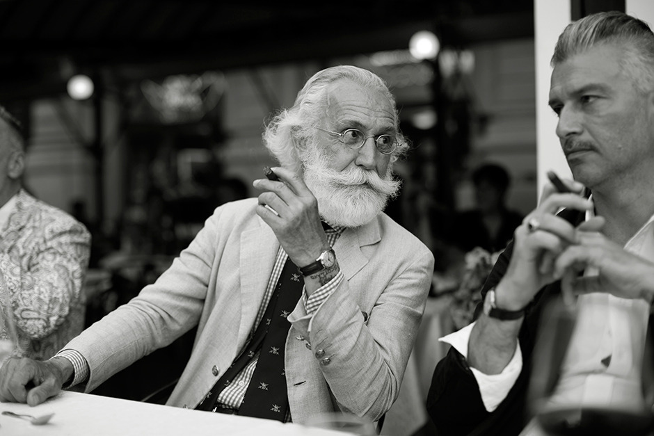 Full Video of The Sartorialist Dinner- Florence , Check it out Here