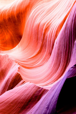 flentes:  Antilope Canyon waves, LeCèd