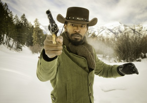 New Image: Jamie Foxx in 'Django Unchained'