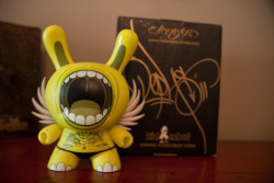"Somebody should go buy my 8"" Green Deph Dunny on Ebay!  http://www.ebay.com/itm/160873033644?ssPageName=STRK:MESELX:IT&_trksid=p3984.m1555.l2649#ht_500wt_1205"