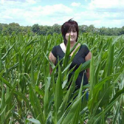 August 2007? #throwbackthursday #barelyanytattoos #indiana #cornfield #nofilter  (Taken with Instagram)