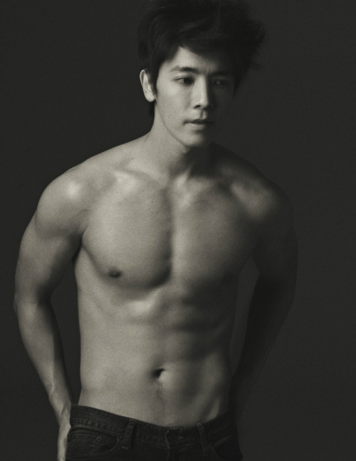 kmagazinelovers:  Super Junior Dong Hae - W Magazine September Issue '12
