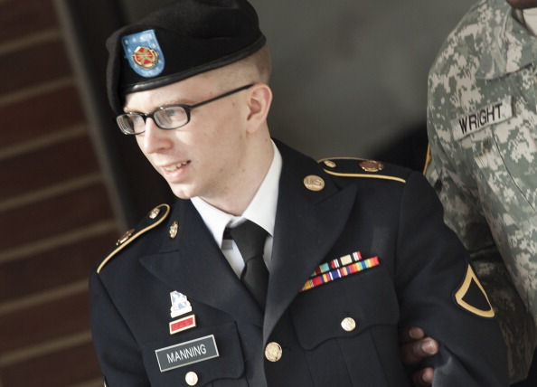 shortformblog:  Judge announces 2013 start date for Bradley Manning trial Judge Denise Lind has scheduled a six-week period, from February 4 until March 15 2013, for the trial of Bradley Manning. Manning, who will face a total of 22 charges due to his alleged work with Wikileaks, will also appear in court on November 27 as his lawyers fight to have 1,384 emails related to his incarceration released by the U.S. Army. His defense team hopes to prevent further incarceration by proving that his time/treatment at Quantico qualified as cruel and unusual punishment. (Photo by Brendan Smialowski/Getty Images) source Follow ShortFormBlog: Tumblr, Twitter, Facebook