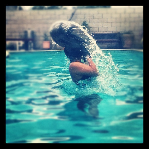 #swimminglessons @spiralgrace  (Taken with Instagram)