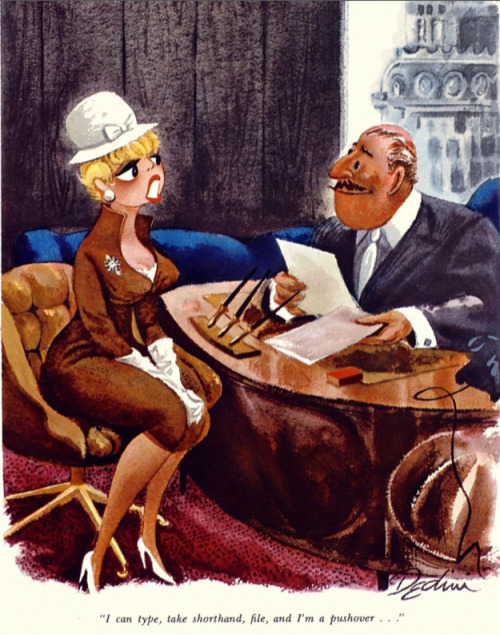 1963 Playboy cartoon