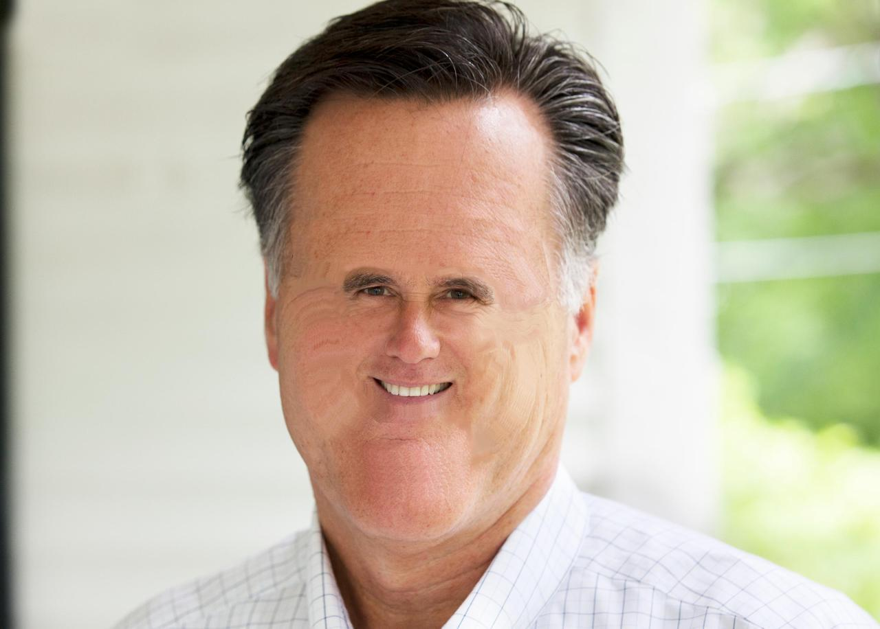 Absurdly Enormous Little Face Mitt