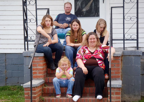 Reason #114 - An episode of a reality-TV show about an obese redneck family that farts a lot had higher cable ratings than the live telecast of the Republican National Convention.  (Actually, this may be a reason America does not suck.  We will update you as this story develops)