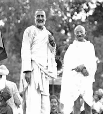 "joethought:  everdreamm:  Bacha Khan: Only a dead nation remembers its heroes when they die. Real nations respect them when they are alive.   Khan Abdul Ghaffar Khan was called ""Frontier Gandhi"" by Indians. Such is the respect Indians had towards him; nobody else would be given an epithet that equated them with the Mahatma in any way."