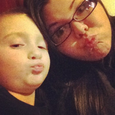 He's gonna be a #ladykiller with his #duckface 💙 (Taken with Instagram)