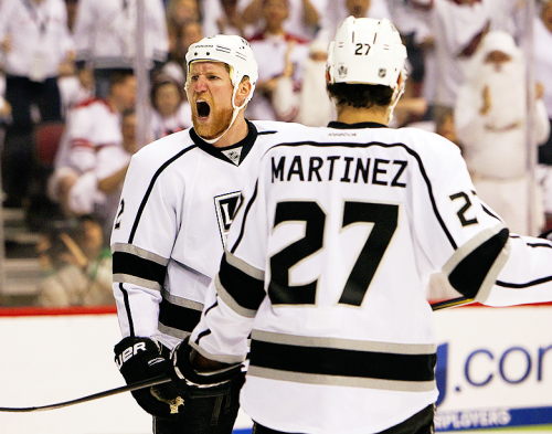 76/100 Photos of Los Angeles Kings (Past & Present)