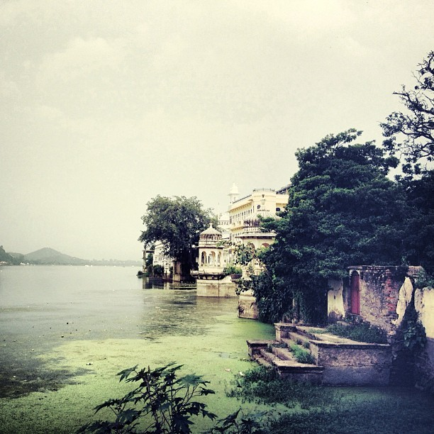 montager:  #udaipur #india  (Taken with Instagram)