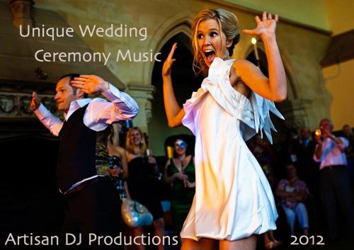UNIQUE WEDDING CEREMONY MUSIC! One of the biggest ...