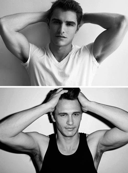 the Franco Brothers, hottest brothers ever omg