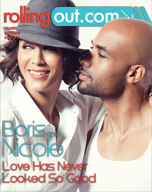 Boris Kodjoe and Nicole Ari Parker are still loving it up, and we are glad to see that!!  [vimeo 38237820] Original Article