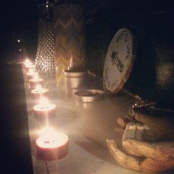 Seance or Hurricane Isaac? (Taken with Instagram)