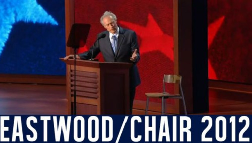 Things. Got. Weird. Click here for the full transcript of Clint Eastwood's conversation with an empty chair at the 2012 Republican National Convention.