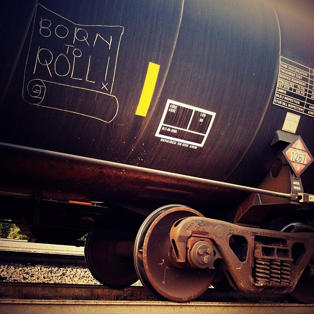 born to roll #livelovedocument (Taken with Instagram)