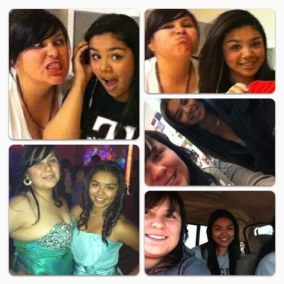princess-savannah16:  Happy birthday to my beautiful bestfriend @pll_paloma  6 years have been too long haha but they are the best 6 years of my life I LOVE YOU!!!!   (Taken with Instagram)