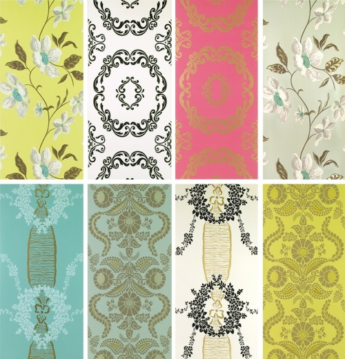 toodamncute:  decor8: Designers Guild *New* Fabrics Wallpapers on We Heart It. http://weheartit.com/entry/13915