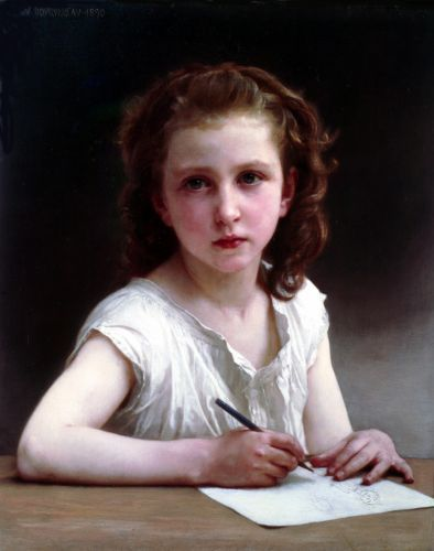 classic-art:  A Calling William Adolphe Bouguereau