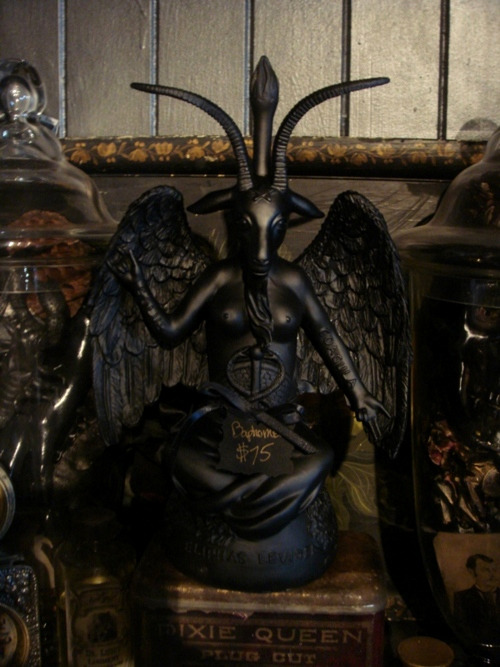 baphomet for real