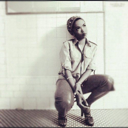Miss Hill #lauryn #throwbackthursday #tbt (Taken with Instagram)