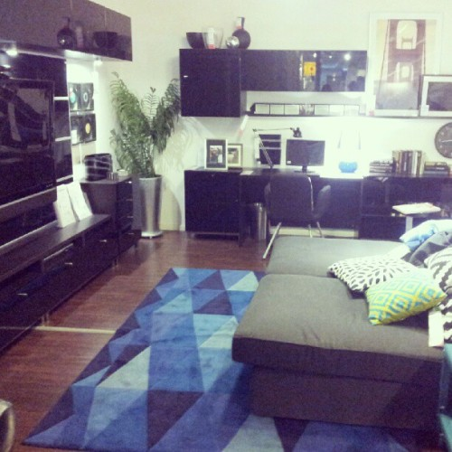 Replace the couch with a bed and its my dream #bedroom #ikea #pimproom #bachelorette #hashtageverything  (Taken with Instagram)