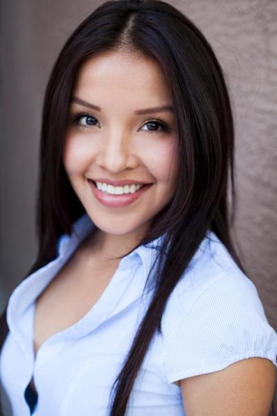 Miss Native American, USA 2012 Contestant: Sage Honga (Hualapai/Navajo). Photo by Thoshographer.