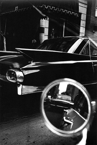 two-color:  Jeanloup Sieff
